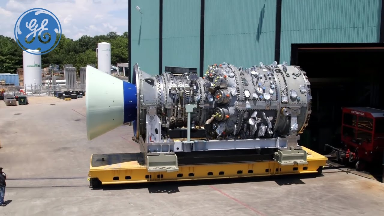 GE's 7HA 02 is in for the Test of Its Life | Gas Power Generation | GE Power