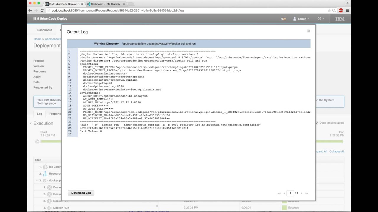 UrbanCode | Automating Docker Deployments - UrbanCode