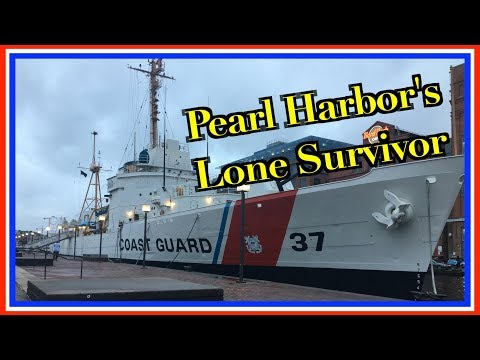 Pearl Harbor's Last Survivor, USCGC Taney tour (A Day in the LIfe # 240)