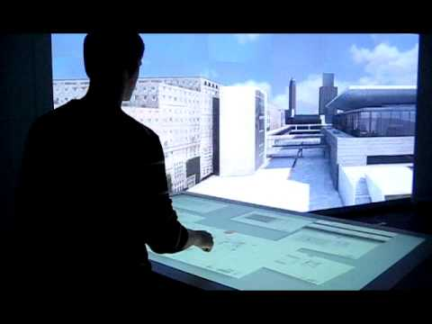 Beautiful Multitouch Architectural Design Review In VR   YouTube