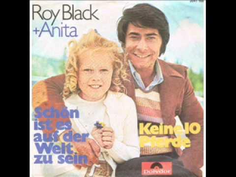 roy black anita sch n ist es auf der welt zu sein the. Black Bedroom Furniture Sets. Home Design Ideas