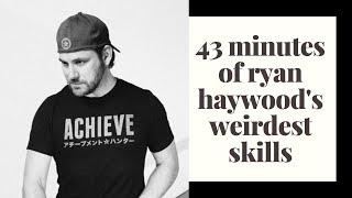 Download 43 minutes of ryan haywood's weirdest skills | achievement hunter Mp3 and Videos