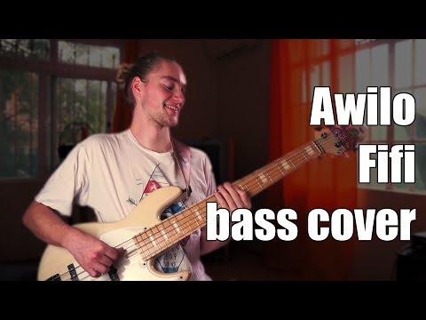 Awilo Longomba - Fifi (congolese sebene bass cover)