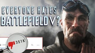 EVERYONE HATES BATTLEFIELD 5? - Dude Soup Podcast #176 thumbnail