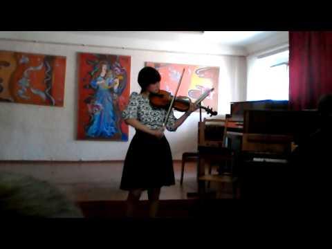 Сабина Гасанова 4 класс г.Карачаевск