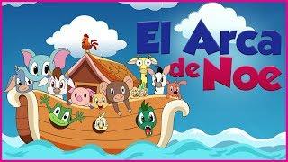 El Arca de Noé |  Música Cristiana para niños |  Vídeos cristianos para niños  |  Mundo Infantil