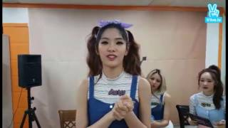 MATILDA'S Saebyeol singing and dancing to Pick Me, Heart Attack, Mansae (Produce101, AOA, Seventeen)