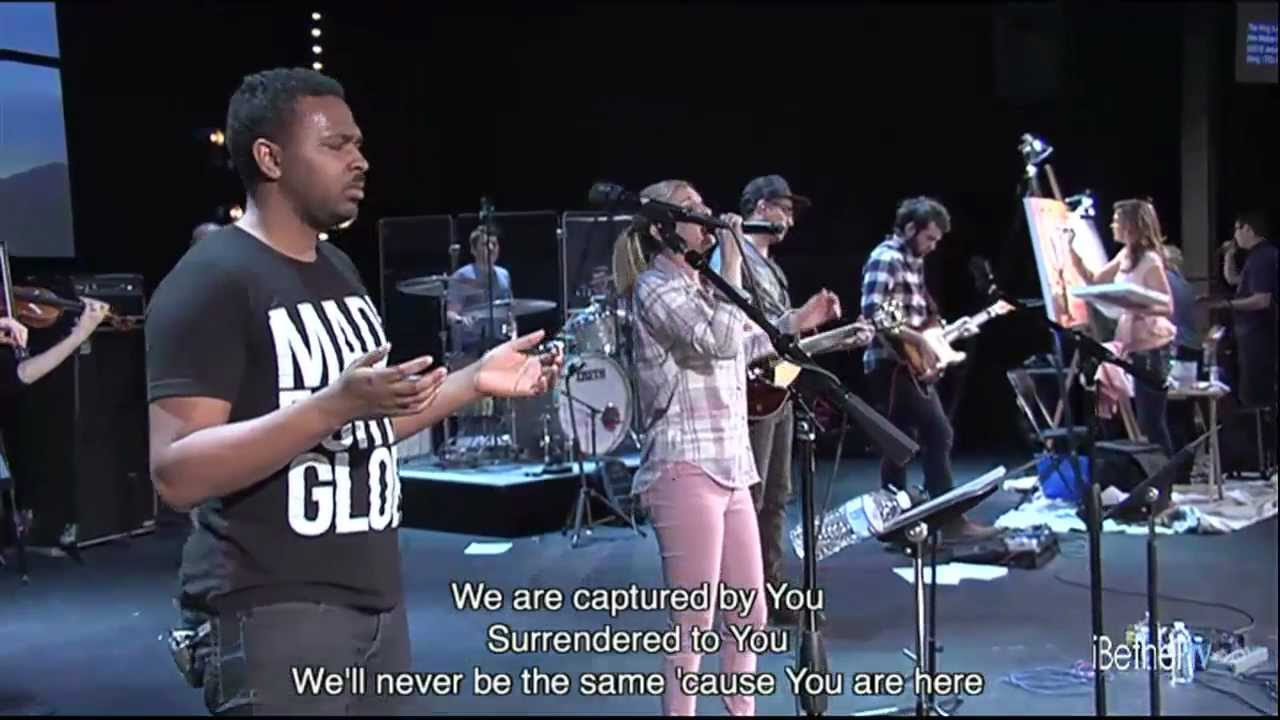 The King is Here - Kim Walker-Smith