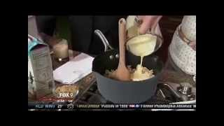 Using Eggnog in Holiday Recipes (12/22/13 on FOX 9)