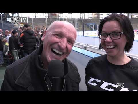 Family on Ice: Autogrammstunde der Löwen Frankfurt