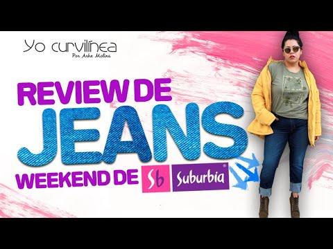 Review De Jeans Weekend De Suburbia Fit Colores Disenos Y Mas Youtube