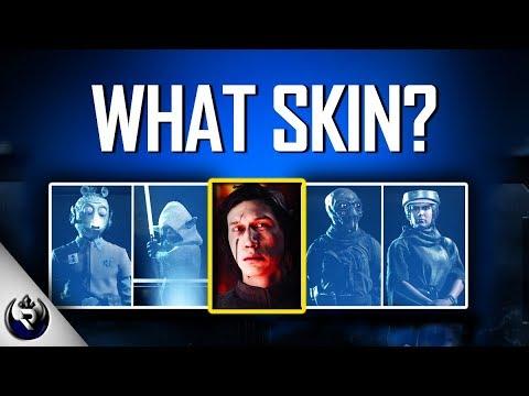 Star Wars Battlefront 2 - WHAT SKIN SHOULD YOU BUY? (New Appearances)