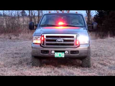 Whelen Strobe Lights Dash Light Grill Lights And Back
