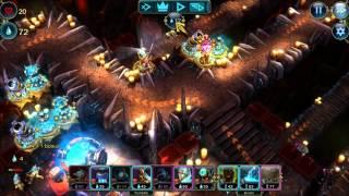 Prime World Defenders : level 23 - 3 stars