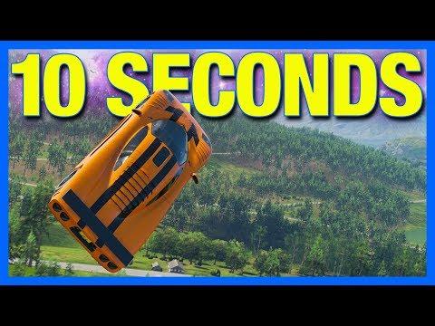 Forza Horizon 4 Online : The 10 Second Jump... thumbnail