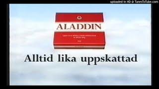 "Aladdin reklammusik (1996) - ""Warren Bennett - Saturday night jive"""