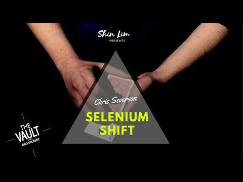 SELENIUM SHIFT by Chris Severson