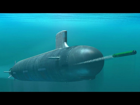 Best Simulator of the Modern Submarine on PC ! Game about Russian and US Navy