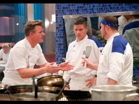 Hell 39 s kitchen season 16 episode 4 surf riding turf for Watch hell s kitchen season 16