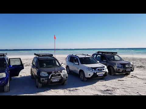 Wedge Island 4WD Exploring (Nissan Xtrail Offroad)