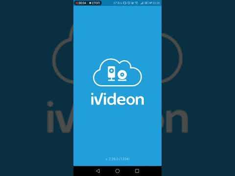 Настройка  Подключение  Знакомство с приложением IVideon и IP камерой IVideon Cute