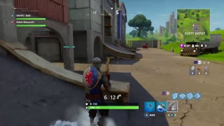 Michael Jordan Without His Scottie Pippen ( Fortnite Battle Royale )