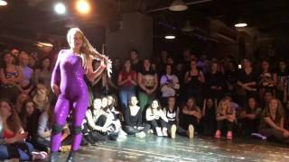 Melissa // Dancehall Queen CIS 2016 // 2nd Round_ Freestyle