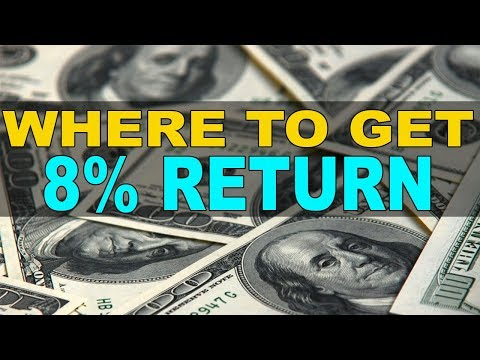 How to Invest for an 8% Return