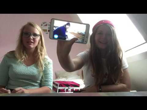 Karaoke Challenge // Britt En Kyra❤
