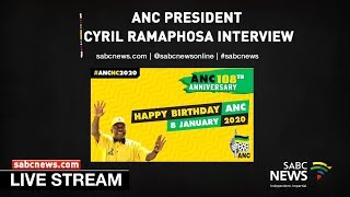 Interview with ANC President Cyril Ramaphosa