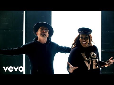 Mandisa - Bleed The Same (Official Music Video) ft. TobyMac, Kirk Franklin