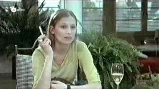 vuclip Alexandra Maria Lara smokes
