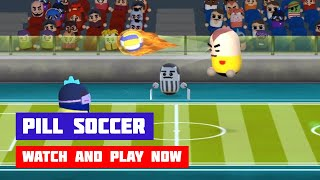 Pill Soccer · Game · Gameplay