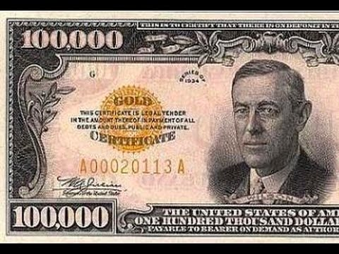 Top 5 Rare & Valuable Discontinued U.S. Bank Notes You WON'T Find In Pocket Change!