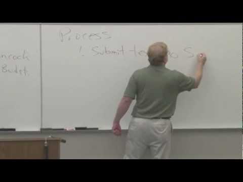 Missouri Government and Politics: Lecture 13 - Initiatives