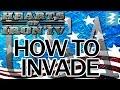 Invade USA Tutorial - Hearts of Iron IV HOI4 Paradox Interactive