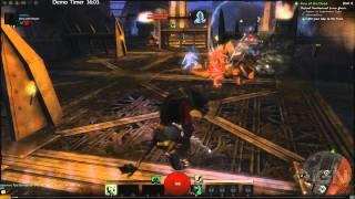 Guild Wars 2: Melee Gameplay