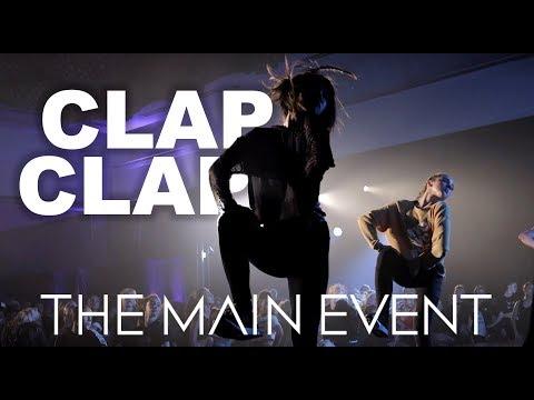Clap Clap - Cliq   The Main Event   Brian Friedman Experience feat The Entourage
