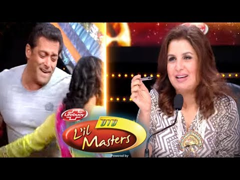 DID Little Masters - 17th July 2018 | Salman Khan,Jacqueline | Race 3 | ZEE Tv DID L'il Master 2018