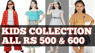 Rs 500 Kids Collections | #Kidscollections in sowcarpet | Latest Kids Westren Wear In #Sowcarpet
