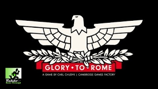Glory to Rome Gameplay Runthrough