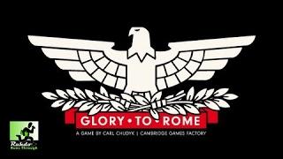 Glory to Rome Gameplay Runthrough