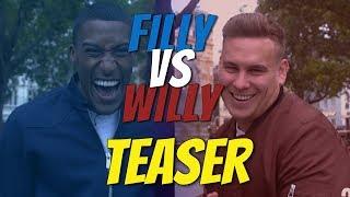 Filly VS Willy Teaser!