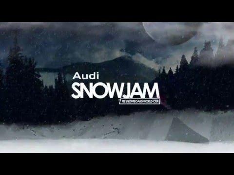 AUDI SNOWJAM trailer 2016