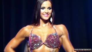Rahel Scherrer- Bikini-Fitness Beauty With Awesome Back and Quads!