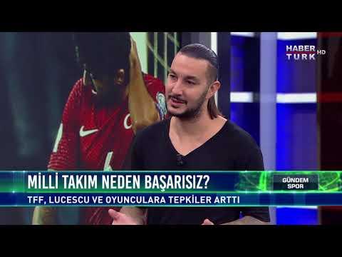 Türkiye, Dünya Kupası'nda Yok - 9 Ekim 2017 (Eski Milli Futbolcu Necati Ateş)