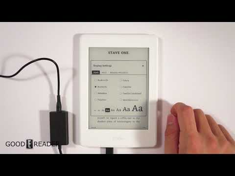 Kindle Audio Adapter Review