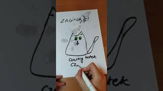 Zobacz tajemnice zaginięcia mojego kotka Czarka