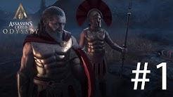 Pelataan Assassin's Creed Odyssey [Nightmare] - #1 - Thermopylain taistelu