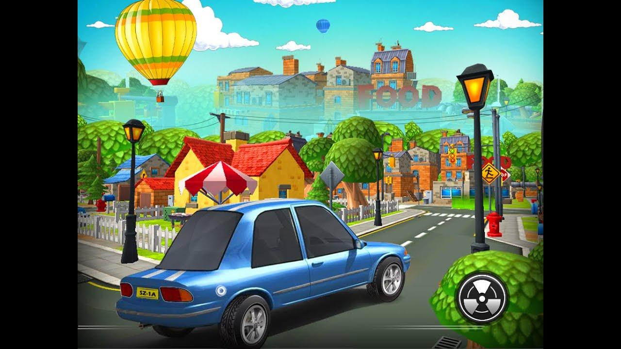 Game Car Game Bheem Car Game